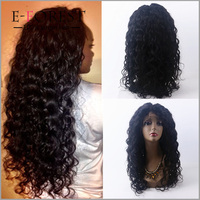 Asian Women Hair Wig Virgin Indian Hair 150% Density Full Lace Wig Good Quality Long Human Hair Wigs