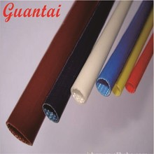 General and Specific Silicone Rubber Sleeve High Voltage Insulation Silicone Fiberglass Tube