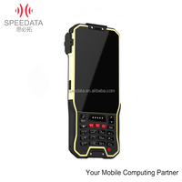 laser barcode scanner android pda with GPS/WIFI/BLUETOOTH , 4.0inch IPS Touch screen