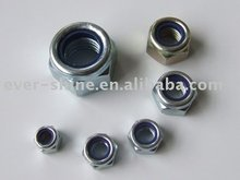 HEXAGON NYLON LOCK NUTS DIN985