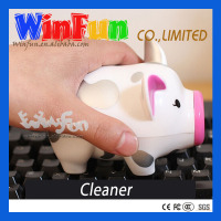 Cute Pig Mini Vacuum Cleaner For Home