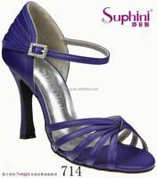 Navy Blue Dance Shoes