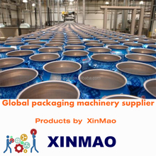 German Quality alu can filling and sealing machine from XinMao