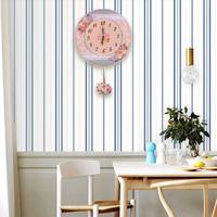 2015 european antique acrylic resin big wall clocks for bedroom kitchen quiet multicolor clock factory sale 2.9kg 41cm BY001