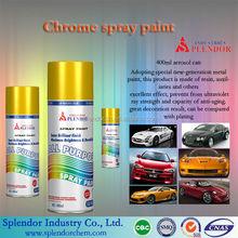 Black Chrome Spray Paint for Plastic/Chrome Wheel Spray Paint