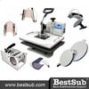 SD72 BestSub 8-1 Combo Heat Press machine