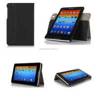 360 degree Rotation folio stand PU Leather tablet case for Lenovo A8-50 A5500