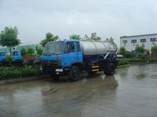 Best selling china manufacturer Vacuum suction truck for sale