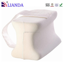 Helps to keep your legs, hips, and spine parallel knee pillow,helps relax muscles and relieve painful knee cushion