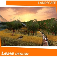 Forest Farm land Design