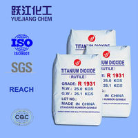 rutile and anatase Titanium Dioxide factory with good price