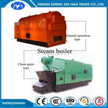 DZH Series New-type 5 ton steam boiler