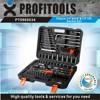 "120pcs 1/4""&3/8""&1/2"" high quality professional tool kit"