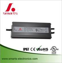 0/1-10v dimmable 70-120v 500ma 60w LED floodlight Driver Constant Current power supply with waterproof