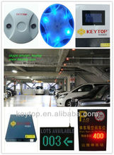 KEYTOP parking guidance system made in Chia/car parking systems to help people find parking slots quickly
