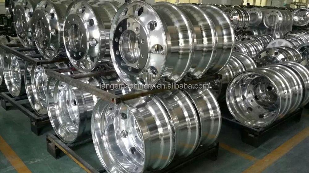truck wheel polishing machine australia