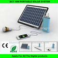 de alta eficiencia y bajo precio de la energía solar fotovoltaica sistema