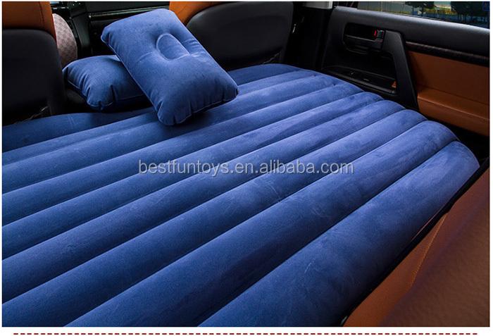 enfants gonflable voiture lit si ge arri re de voiture matelas flocage personnalis lit d 39 air. Black Bedroom Furniture Sets. Home Design Ideas