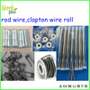 120mm 20, 22, 24, 26, 28,30,32 AWG atomizer rod twisted wire/10ft clapton wire roll for vapor