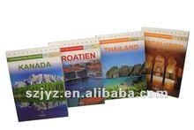 Manual del usuario guía turística de impresión de libros factoy
