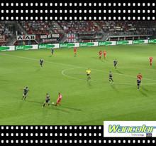 p16 sports LED screen for football stadium perimeter led screen p16 outdoor digital display for stadium perimeter led display