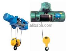 China Supplier gantry bridge crane price electric lifting winches/electric hoist