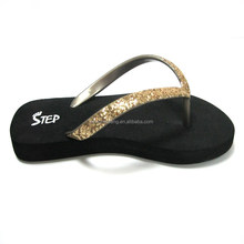 Vogue Shiny Flip flop slippers for ladies