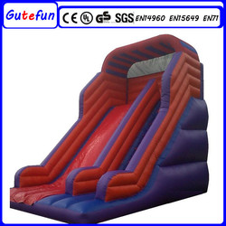 GUTEFUN 2015 hot sale giant inflatable pool obstacle
