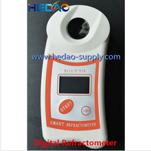 Wine alcohol percentage high accuracy alcohol tester brix meters