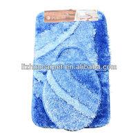LZ-1202.5 2014 best-selling Yiwu sales 100% Silk Polyester Anti-slip shaggy rug