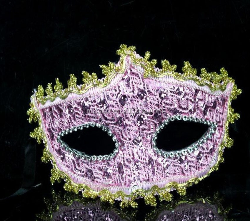Ball Party City Decoration Masquerade Mask With Crystals Lace Party Beauteous Decorate Masquerade Mask
