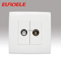 E-20 Europe satelitte socket + TV socket