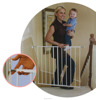 main gate door design/baby safety gates for stairs
