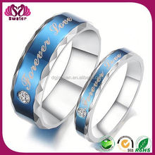 High Quality metal Jewelry Rings Male