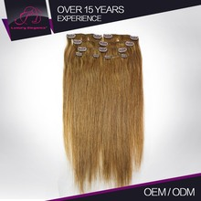 Direct Price Natural And Beautiful Tangle Free Straight Clip In Hair Turkish Hair Suppliers