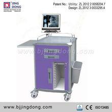 Hospital computer trolley for Nurses