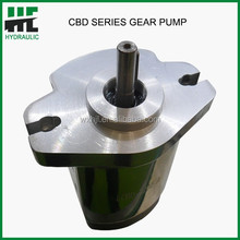 Hydraulic gear pumps for replacement CBD series pumps