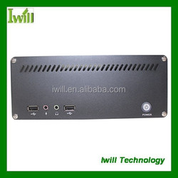 Iwill X7 custom high quality pure aluminum computer case for industry