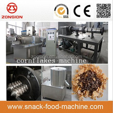 toasted cornflakes machine/puff snack food production line made in china