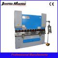 Jiashida WC67K - 200 T / 3200 CNC freno de la prensa, CNC placa hidráulica máquina, metal bender