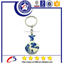 Factory Price Custom Metal Cartoon Key Chain for Promotion Gift