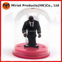 plastic mini figure / small character figure