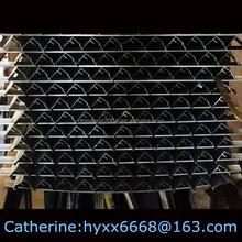 F Shape aluminium profiles(mill finish\ anodizing\powder coating)
