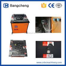 Bangcheng GW40 rebar bending machine, electric steel bar bender