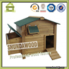 SDC06 Wooden Chicken Coop Design for Small Animal