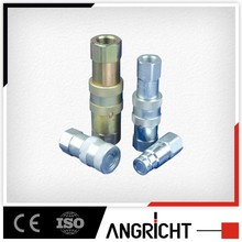 E112 Flat Face Hydraulic Release Quick Couplings