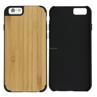Thinnest Unfinished Wood Case For iphone 6