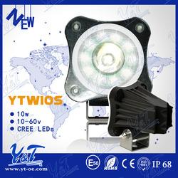 2015 New motorcycle led driving lights H/L IP68 10V-60V for sale