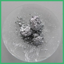 silver white metallic pigment for paint
