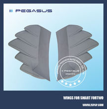 Tuning body kit wings for Smart fortwo W451